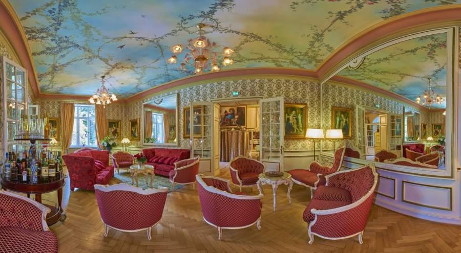 Hôtel du Parc lounge seminar alsace