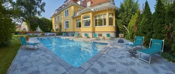 piscine Alsace Hotel Parc